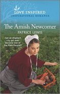 The Amish Newcomer (Love Inspired Series) Mass Market