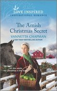 The Amish Christmas Secret (Indiana Amish Brides) (Love Inspired Series) Mass Market