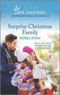 Surprise Christmas Family (Thunder Ridge) (Love Inspired Series) Mass Market