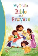 My Little Bible and Prayers Hardback
