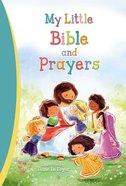 My Little Bible and Prayers Hardback