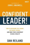 Confident Leader! eBook
