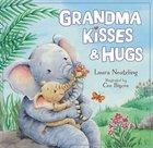 Grandma Kisses and Hugs Hardback