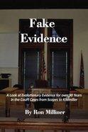 Fake Evidence eBook