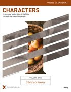 The Patriarchs (Leaders Kit) (#01 in Characters Series) Pack