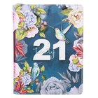 2021 12-Month Diary/Planner For Women (Zippered) Imitation Leather
