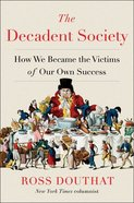 The Decadent Society eBook