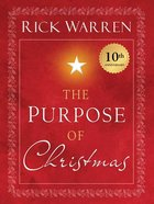 The Purpose of Christmas Paperback