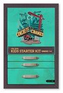 Vbs 2020 Concrete and Cranes: Kids Starter Kit (Grades 1-6) Pack
