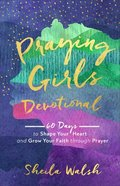 Praying Girls Devotional eBook