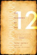 The Teaching of the 12 Paperback