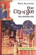 The City of God: Abridged Study Edition Paperback