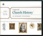 Survey of Church History, a (4 Cds) (Part 1 A.d. 100-600) CD