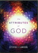 The Attributes of God (Dvd, 19 23-minute Messages) DVD