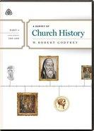 Survey of Church History, a (2 Dvds) (Part 1 A.d. 100-600) DVD