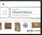 Survey of Church History, a (4 Cds) (Part 2 A.d. 500-1500) CD