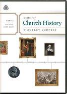 Survey of Church History, a (2 Dvds) (Part 3 A.d. 1500-1620) DVD