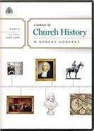 Survey of Church History, a (2 Dvds) (Part 4 A.d. 1600-1800) DVD