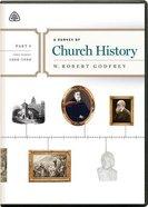 Survey of Church History, a (2 Dvds) (Part 5 A.d. 1800-1900) DVD