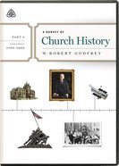 Survey of Church History, a (2 Dvds) (Part 6 A.d. 1900-2000) DVD