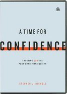 A Time For Confidence (Dvd) DVD