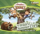 The Wildest Summer Ever (4 CDS) (Adventures In Odyssey Audio Series) CD