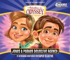 The Jones & Parker Detective Agency (Adventures In Odyssey Audio Series) CD