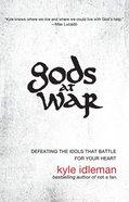 Gods At War (Large Print) Paperback