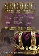 Secret: Fame Or Failure eBook