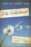 Life Unhindered Paperback