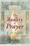 Reality of Prayer Paperback