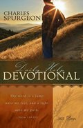 Daily Help Devotional Paperback
