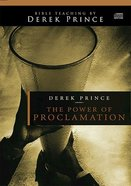 Power of Proclamation (1 Cd) CD
