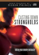 Casting Down Strongholds (1 Cd) CD