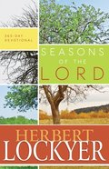 Seasons of the Lord: 365 Day Devotional Paperback