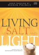 Living as Salt and Light (Unabridged, 7 Cds) (Vol 1 & 2) CD