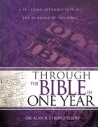 Through the Bible in One Year Paperback