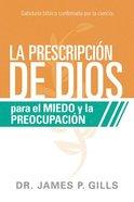 Prescripcion De Dios Para El Miedo Y La Preocupacion, La (God's Rx For Fear And Worry) Paperback