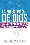 Prescripcion De Dios Para La Depresion Y La Ansiedad, La (God's Rx For Depression And Anxiety) Paperback