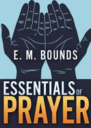 Essentials of Prayer Paperback