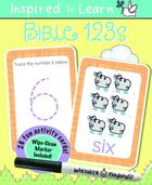 Bible 123s: Wipe-Clean Flash Card Set Cards
