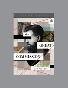 The Great Commission (Study Guide) Paperback
