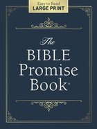 The Bible Promise Book (Large Print) Paperback