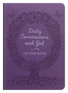 Daily Conversations With God For Young Women Paperback