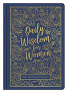 Daily Wisdom For Women 2021 Devotional Collection Hardback