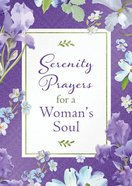 Serenity Prayers For a Woman's Soul Paperback