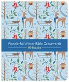 Wonderful Winterful Bible Crosswords: 99 Puzzles! Paperback