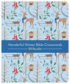 Wonderful Winterful Bible Crosswords: 99 Puzzles! Paperback