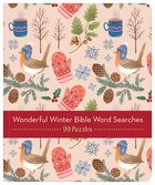 Wonderful Winterful Bible Word Searches: 99 Puzzles! Paperback
