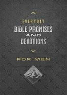 Everyday Bible Promises and Devotions For Men Paperback